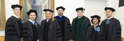 Pictured: Graduates