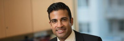 Medical oncologist Neil Iyengar