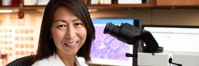 Memorial Sloan Kettering pathologist Hannah Wen
