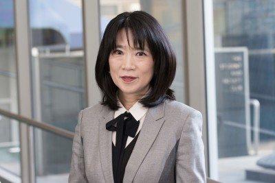 Pictured: Dr. Yukako Yagi