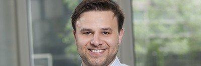 MSK medical oncologist Matthew Hellmann