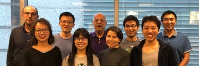 Dinshaw Patel Lab Group