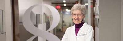 Thoracic surgeon Valerie Rusch