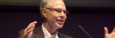Charles Sawyers, Chair of the Human Oncology and Pathogenesis Program