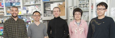 The Alexandros Pertsinidis Lab