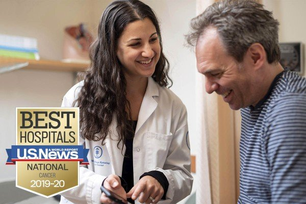 """MSK Ranked as a US News """"Best Hospital"""" for 30 Years"""