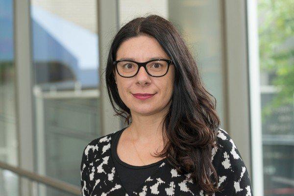 MSK radiologist Iva Petkovska