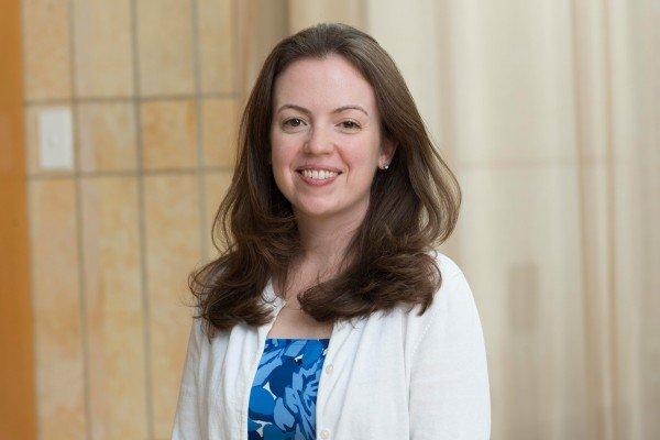 MSK radiologist Victoria Mango