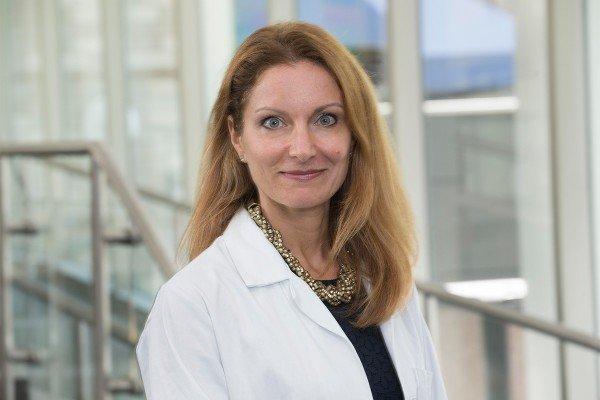 Memorial Sloan Kettering radiologist Maria LaGratta