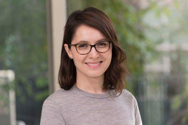 Memorial Sloan Kettering radiologist Ines Nikolovski