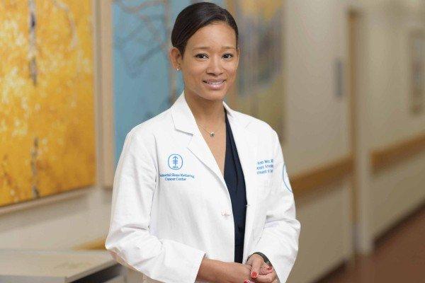 MSK breast cancer surgeon Tracy-Ann Moo