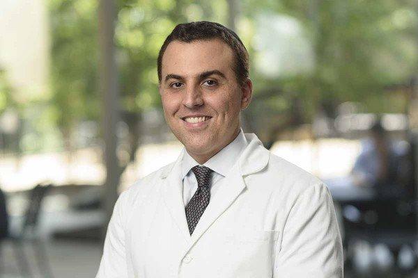Memorial Sloan Kettering medical oncologist Danny Khalil