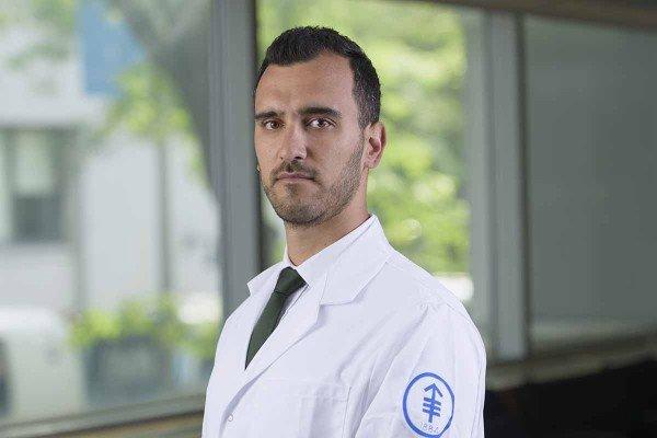 Memorial Sloan Kettering diagnostic radiologist Peter Sawan