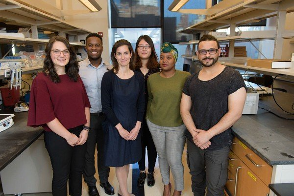 The Adrienne Boire Lab