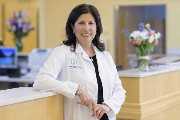 Memorial Sloan Kettering breast medical oncologist Linda Vahdat
