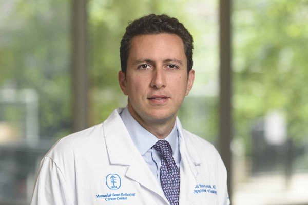 Memorial Sloan Kettering radiologist Jad Bou Ayache