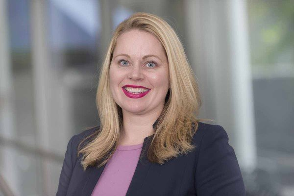 Memorial Sloan Kettering pathologist Jennifer Sauter