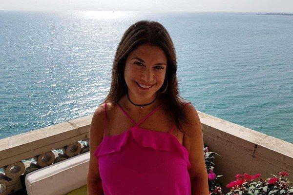 Anal cancer patient Lillian Kreppel