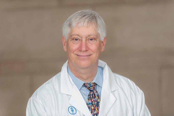 Memorial Sloan Kettering medical oncologist Donald Colbourn