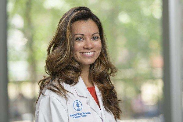 Memorial Sloan Kettering medical oncologist Isabel Preeshagul