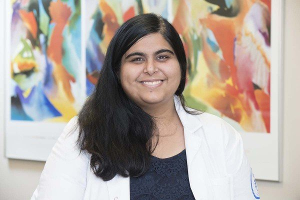 Memorial Sloan Kettering neuro-oncologist Rachna Malani