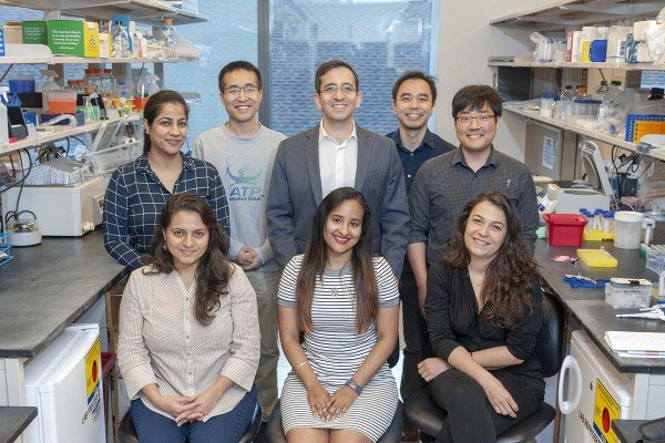 Samuel Bakhoum Lab Group
