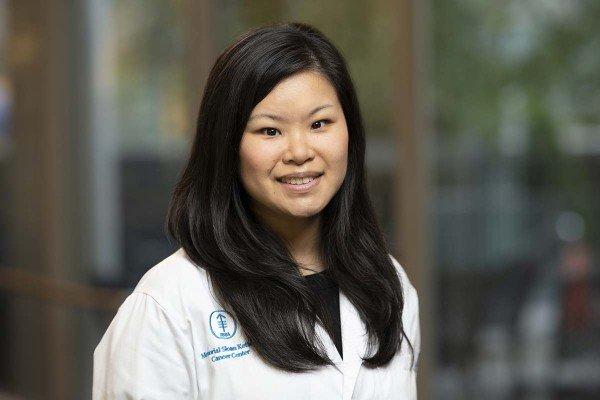 Memorial Sloan Kettering radiation oncologist Linda Chen