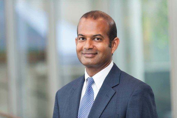 Memorial Sloan Kettering physician Raghu Kunamneni