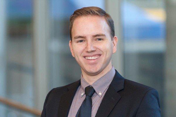 Memorial Sloan Kettering hospitalist Evan Stewart