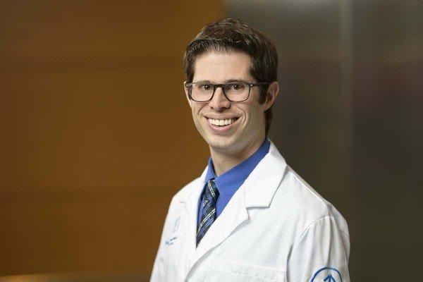 Memorial Sloan Kettering medical oncologist Steven Maron