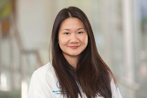 Memorial Sloan Kettering radiologist Corinne Liu