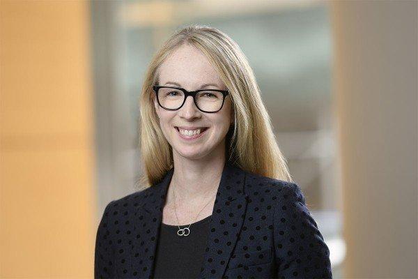 Memorial Sloan Kettering hematologist Kate Markey