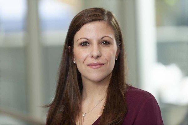 Memorial Sloan Kettering pathologist Andrea Moy