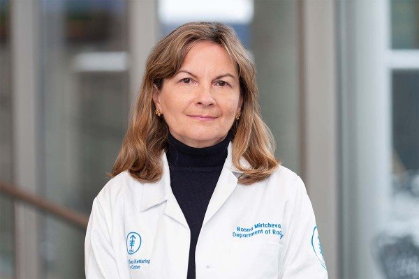 Memorial Sloan Kettering radiologist and nuclear medicine physician Rosna Mirtcheva
