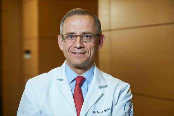 Memorial Sloan Kettering surgeon Julio Garcia-Aguilar