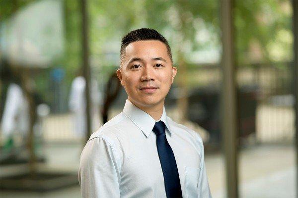 Memorial Sloan Kettering neurologist George Lai