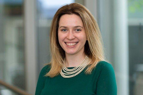 Memorial Sloan Kettering cytopathologist Brie Kezlarian