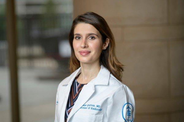 Memorial Sloan Kettering radiologist Soleen Ghafoor