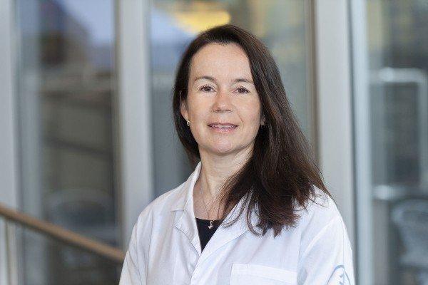 Memorial Sloan Kettering pulmonologist Leontine van Elden