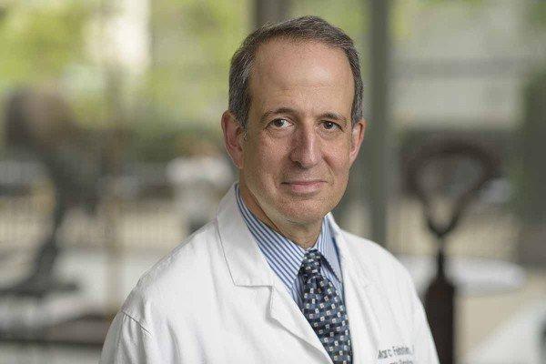 Memorial Sloan Kettering pulmonologist Marc Feinstein