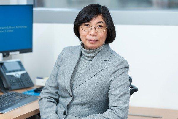 Memorial Sloan Kettering clinical scientist Fei Ye