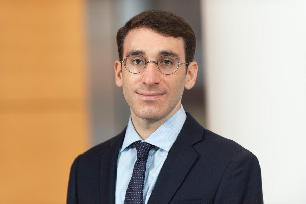 Memorial Sloan Kettering medical oncologist Evan Rosenbaum