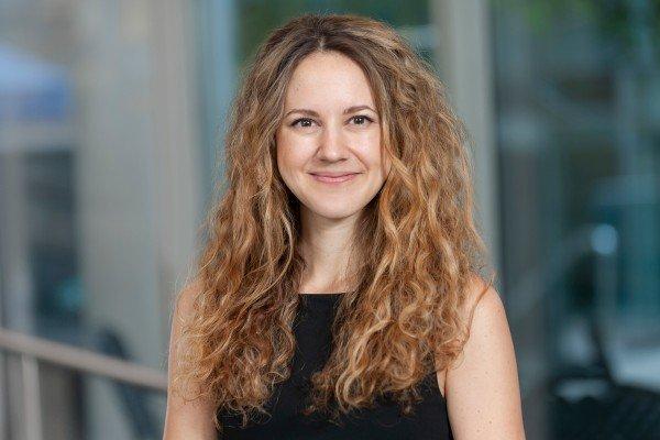 Memorial Sloan Kettering radiation oncologist Laura Dover