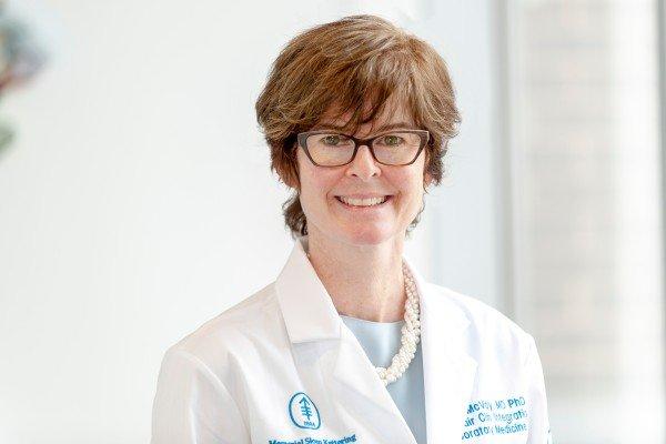 Memorial Sloan Kettering clinical pathologist Lauren McVoy