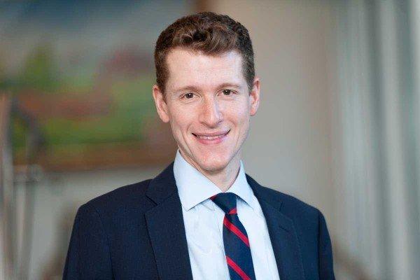 Memorial Sloan Kettering hospitalist Joshua Allen-Dicker