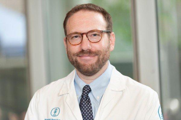Memorial Sloan Kettering medical oncologist William Rafelson