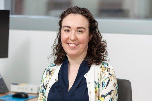 Memorial Sloan Kettering clinical pathologist Amanda Blouin