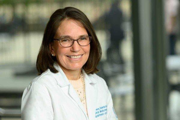 Memorial Sloan Kettering hospitalist Gabriela Bambrick-Santoyo