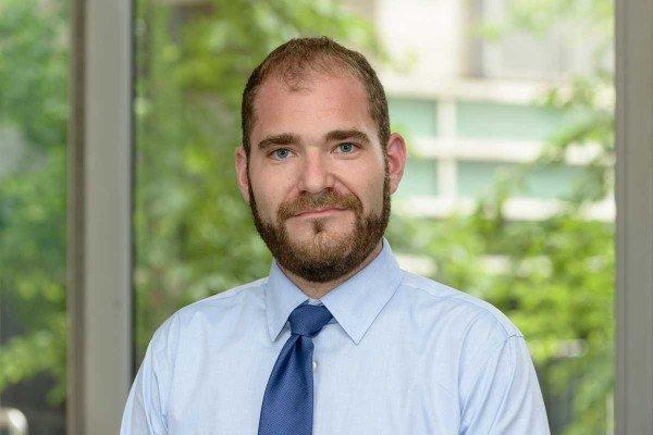 Memorial Sloan Kettering radiation oncologist Brandon Imber