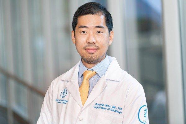 Memorial Sloan Kettering radiologist Sungmin Woo